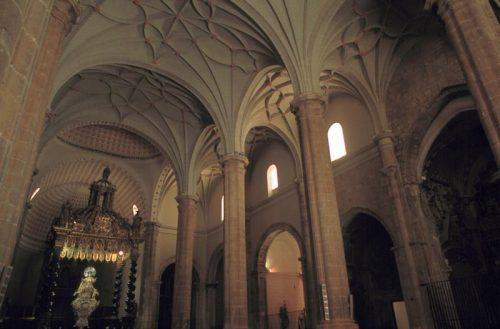 Iglesia Colegial de Santa María de los Sagrados Corporales
