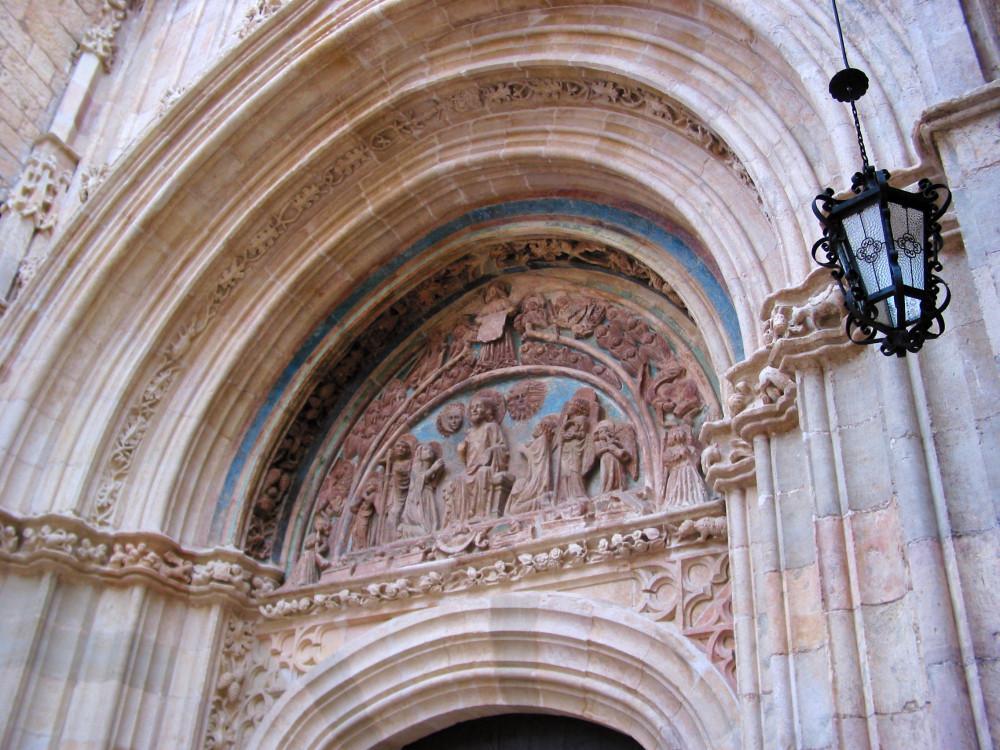Iglesia San Miguel Exterior