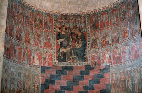 Iglesia San Miguel Interior
