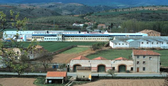 Pastas Romero es la principal industria de Daroca
