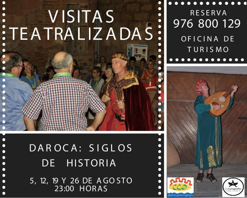 Visitas Teatralizadas