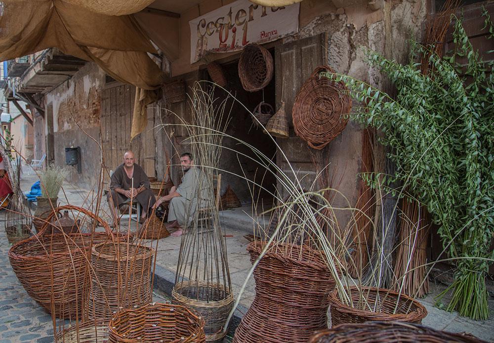 La Feria Medieval recupera el sabor de la Daroca antigua