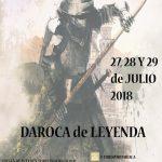 Daroca se prepara para su Feria Medieval