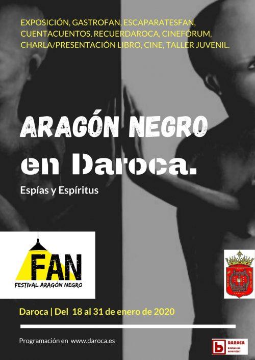 Festival Aragón Negro en Daroca