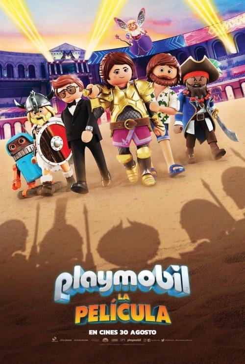 Playmobil. La película