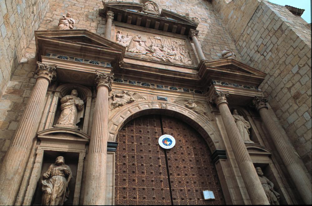 Colegiata Santa María