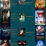 Cine Municipal, enero 2018