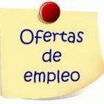 Ofertas de empleo en Daroca. Semana del 26 de octubre.